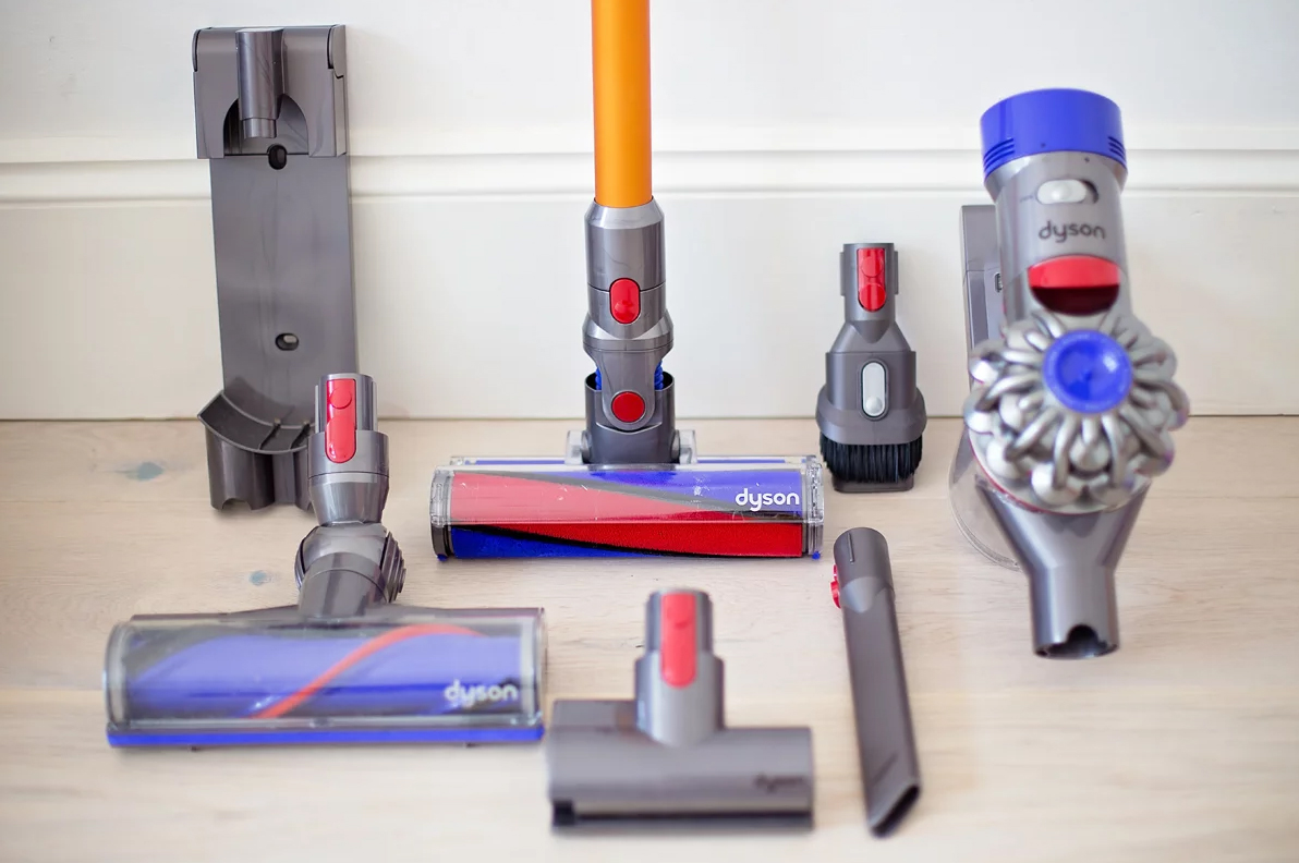 Пылесос dyson v8 absolute цена dyson v8 absolute review